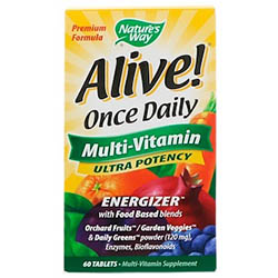 Alive! Once Daily